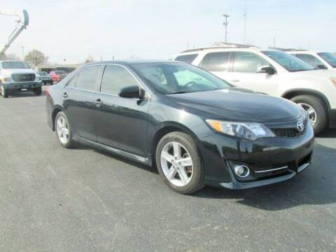 2014 Toyota Camry for sale at 412 Motors in Friendship TN