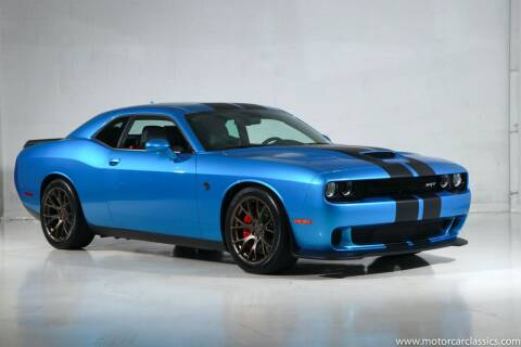 2016 Dodge Challenger for sale at Motorcar Classics in Farmingdale NY