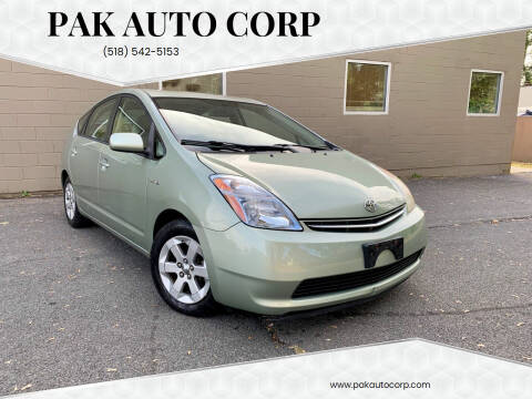 2009 Toyota Prius for sale at Pak Auto Corp in Schenectady NY