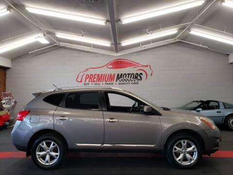 2011 Nissan Rogue for sale at Premium Motors in Villa Park IL