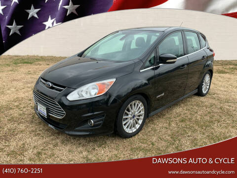 2013 Ford C-MAX Hybrid for sale at Dawsons Auto & Cycle in Glen Burnie MD