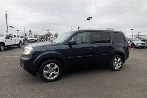 2012 Honda Pilot for sale at City Auto in Murfreesboro TN
