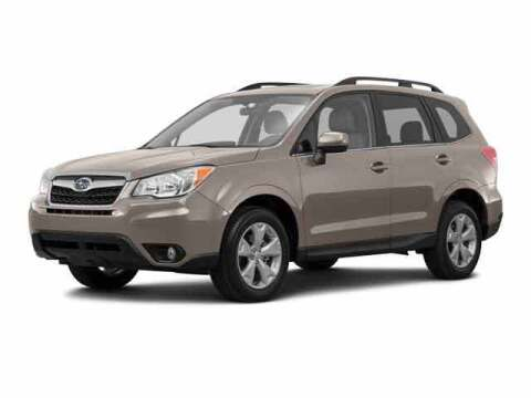2016 Subaru Forester for sale at Jensen's Dealerships in Sioux City IA