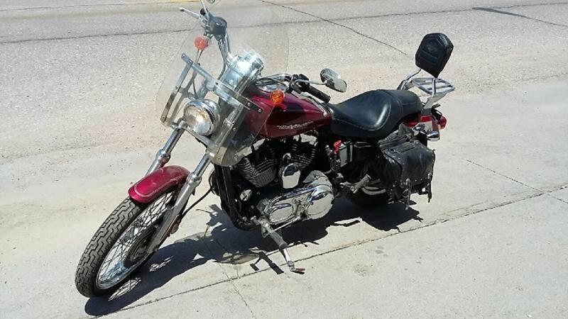 2004 Harley-Davidson XL1200C for sale at Faw Motor Co in Cambridge NE