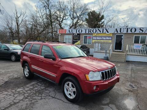 2006 Jeep Grand Cherokee for sale at Auto Tronix in Lexington KY