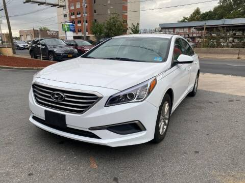 2016 Hyundai Sonata for sale at Exotic Automotive Group in Jersey City NJ