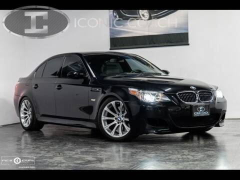 2006 BMW M5 for sale at Iconic Coach in San Diego CA