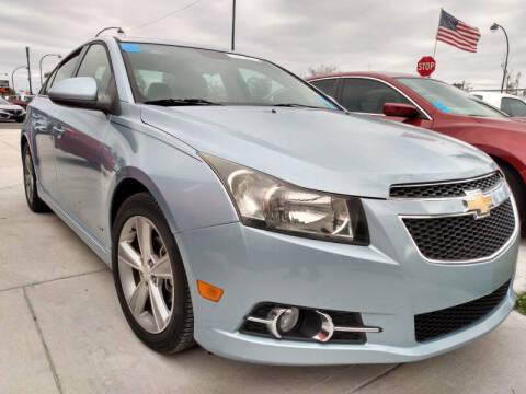 2012 Chevrolet Cruze for sale at Empire Automotive Group Inc. in Orlando FL