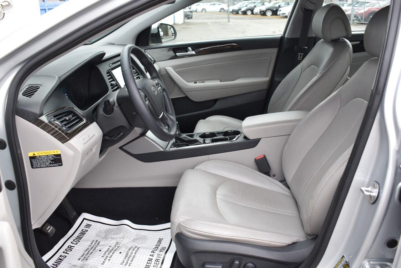 2017 Hyundai Sonata Sport 4dr Sedan full