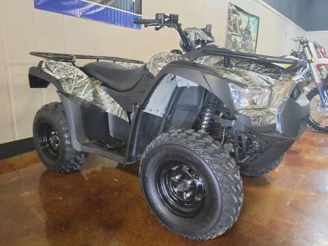 2015 Kymco MXU 700i Camo