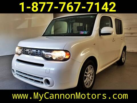 2012 Nissan cube for sale at Cannon Motors in Silverdale PA