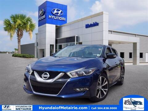 2017 Nissan Maxima for sale at Metairie Preowned Superstore in Metairie LA