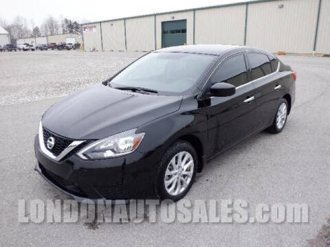 2019 Nissan Sentra for sale at London Auto Sales LLC in London KY