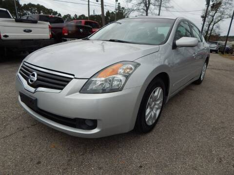 2009 Nissan Altima for sale at Medford Motors Inc. in Magnolia TX