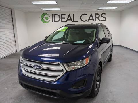 2016 Ford Edge for sale at Ideal Cars in Mesa AZ