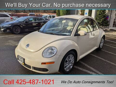 2008 Volkswagen New Beetle for sale at Platinum Autos in Woodinville WA