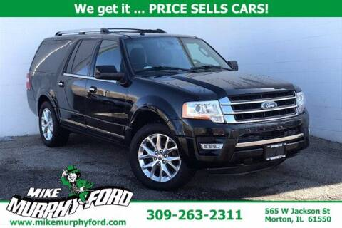 2017 Ford Expedition EL for sale at Mike Murphy Ford in Morton IL