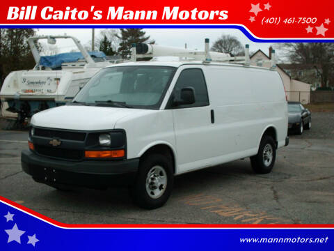 2015 Chevrolet Express Cargo for sale at Bill Caito's Mann Motors in Warwick RI