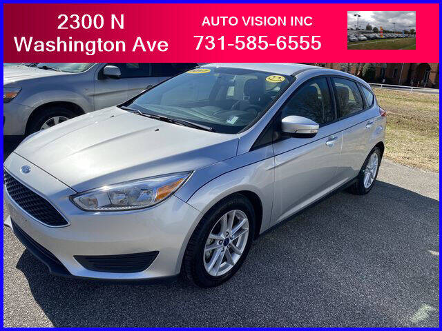 2017 Ford Focus for sale at Auto Vision Inc. in Brownsville TN