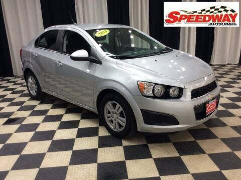 2014 Chevrolet Sonic for sale at SPEEDWAY AUTO MALL INC in Machesney Park IL