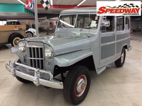1956 Willys n/a for sale at SPEEDWAY AUTO MALL INC in Machesney Park IL