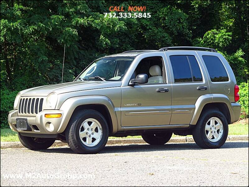 2003 Jeep Liberty for sale at M2 Auto Group Llc. EAST BRUNSWICK in East Brunswick NJ