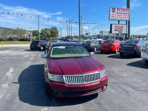 2006 Lincoln Zephyr for sale at King Auto Deals in Longwood FL