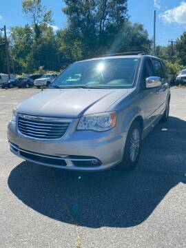 2014 Chrysler Town and Country for sale at Jack Bahnan in Leicester MA