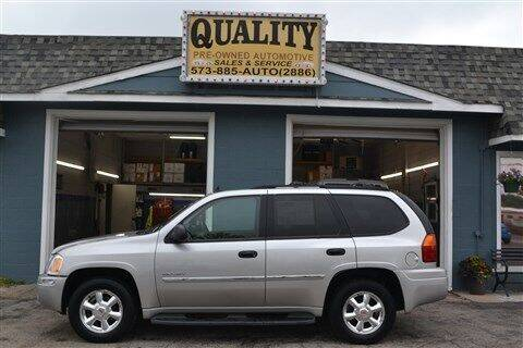 2006 GMC Envoy for sale at Quality Pre-Owned Automotive in Cuba MO