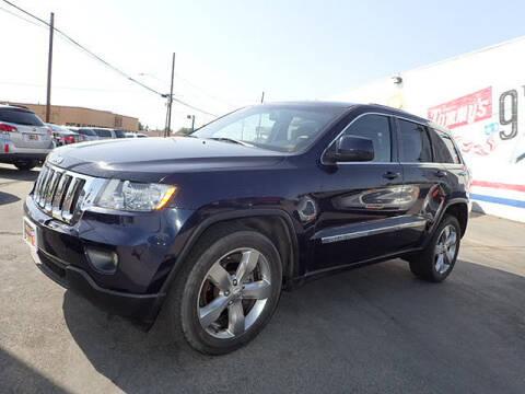 2012 Jeep Grand Cherokee for sale at Tommy's 9th Street Auto Sales in Walla Walla WA
