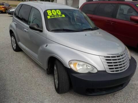 2008 Chrysler PT Cruiser for sale at SEBASTIAN AUTO SALES INC. in Terre Haute IN