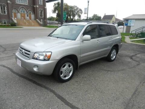 2006 Toyota Highlander for sale at Affordable Motors in Jamestown ND