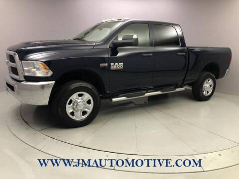 2016 RAM Ram Pickup 2500 for sale at J & M Automotive in Naugatuck CT
