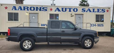 2005 Chevrolet Silverado 1500 for sale at Aaron's Auto Sales in Corpus Christi TX
