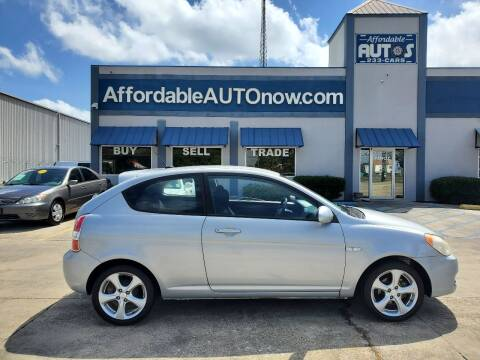 2009 Hyundai Accent for sale at Affordable Autos in Houma LA