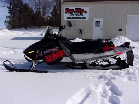 2008 Ski-Doo 600 HO SDI Summit for sale at Toy Flip LLC in Cascade IA