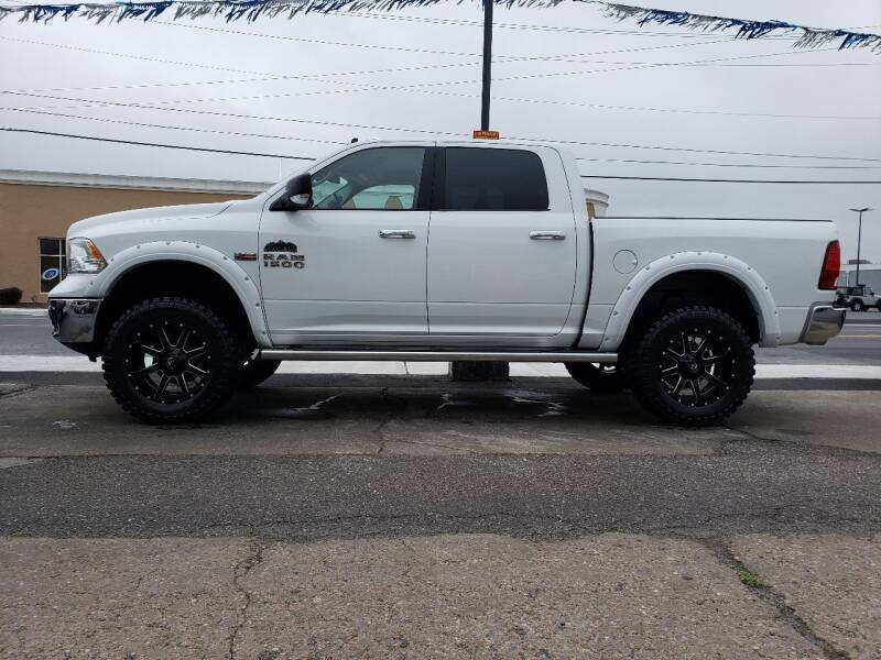2017 RAM Ram Pickup 1500 for sale at Messick's Auto Sales in Salisbury MD
