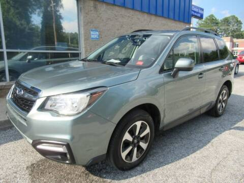 2017 Subaru Forester for sale at 1st Choice Autos in Smyrna GA