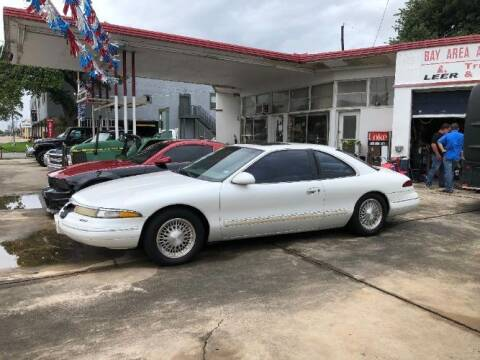 1994 Lincoln Mark VIII for sale at Classic Car Deals in Cadillac MI