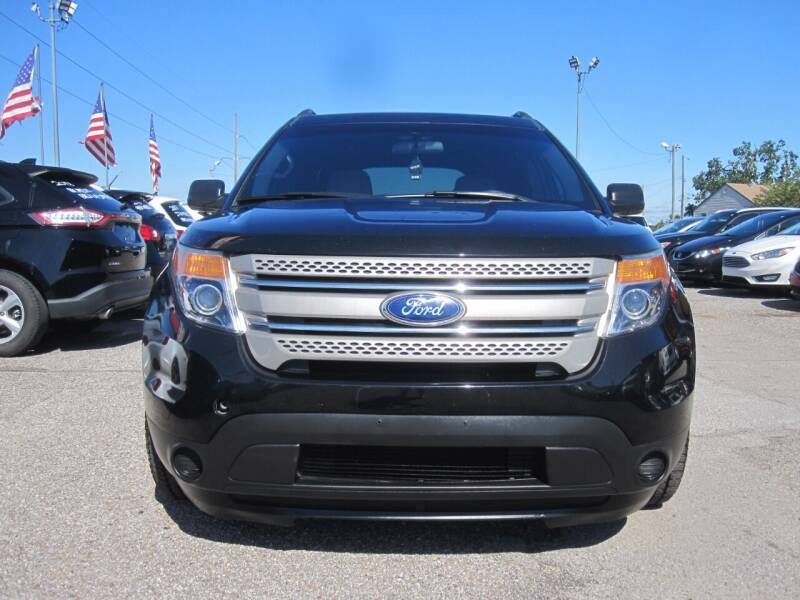 2013 Ford Explorer for sale at T & D Motor Company in Bethany OK