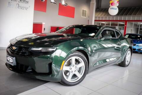 2020 Chevrolet Camaro for sale at Quality Auto Center of Springfield in Springfield NJ
