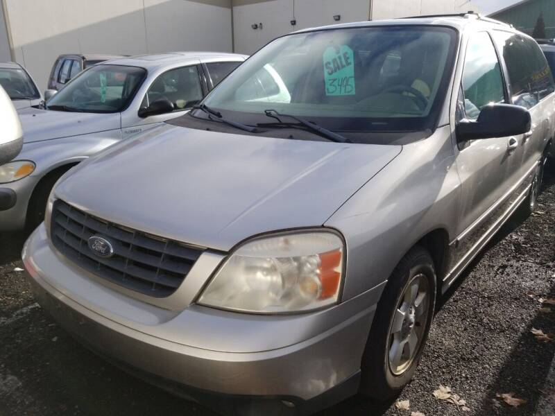 2005 Ford Freestar for sale at 2 Way Auto Sales in Spokane Valley WA