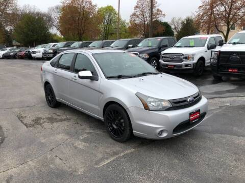 2010 Ford Focus for sale at WILLIAMS AUTO SALES in Green Bay WI
