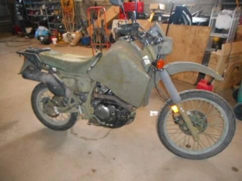 2000 Kawasaki KLR650