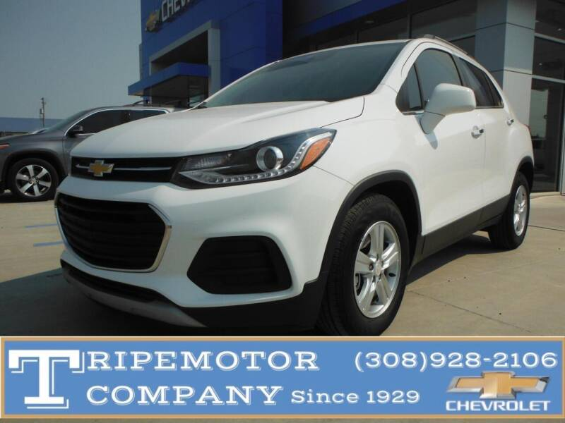 2017 Chevrolet Trax for sale at Tripe Motor Company in Alma NE