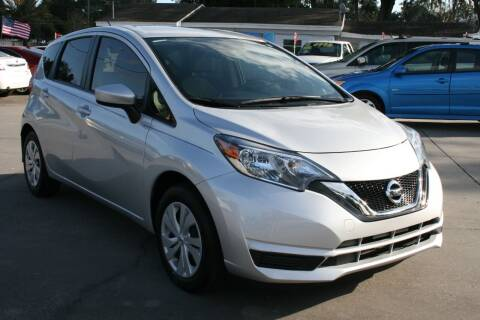 2017 Nissan Versa Note for sale at Mike's Trucks & Cars in Port Orange FL