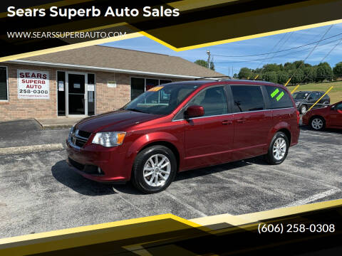 2018 Dodge Grand Caravan for sale at Sears Superb Auto Sales in Corbin KY