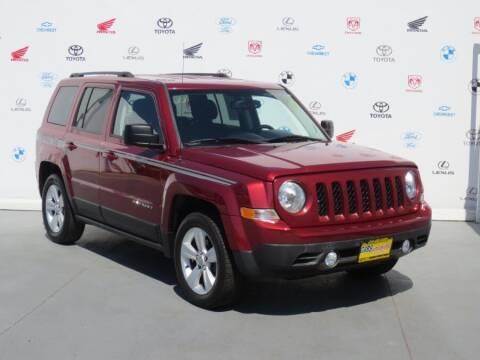 2017 Jeep Patriot for sale at Cars Unlimited of Santa Ana in Santa Ana CA