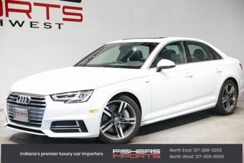 2018 Audi A4 for sale at Fishers Imports in Fishers IN