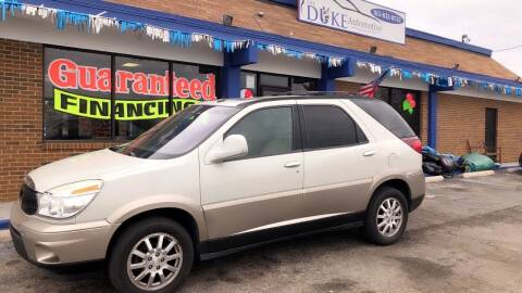 2005 Buick Rendezvous for sale at Duke Automotive Group in Cincinnati OH